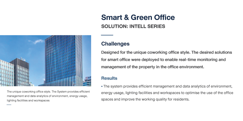 "SCG ""Smart building"" IAQ Covid  ""Data Energy"" ""Maintenance Capex building"" ""Building efficiency"" ""Smart Building Technology"""