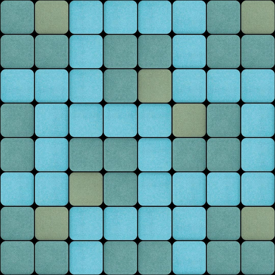 บล็อกปูพื้น เอสซีจี รุ่น บับเบิ้ล บล็อก ลาย BB 03 - SCG Building Materials