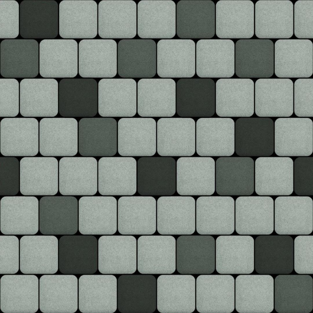 บล็อกปูพื้น เอสซีจี รุ่น บับเบิ้ล บล็อก ลาย BB 04 - SCG Building Materials